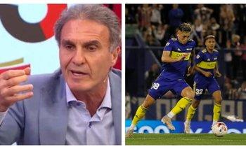 ESPN: El palito de Ruggeri para los jugadores de Boca | Fútbol argentino