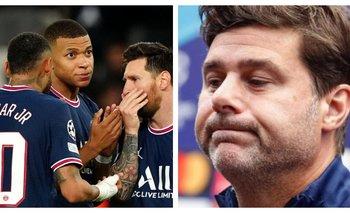 "Mauricio Pochettino vs. Neymar y Mbappé por Messi: ""Tuve un problema"" | Fútbol"