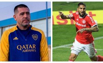 Paolo Guerrero rescindió en Inter y Riquelme lo quiere en Boca | Boca juniors