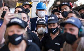 Fernández contó qué diferencia al Frente de Todos de la oposición | Elecciones 2021