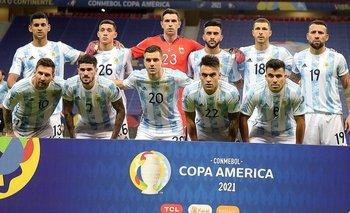 El campeón de América que dio positivo de Covid y preocupa a Scaloni | Selección argentina