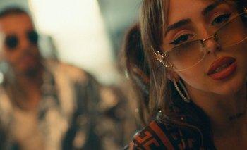 Sabe: la nueva colaboración viral de Nicki Nicole y Rauw Alejandro | Música
