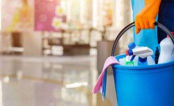 Oficializaron el aumento para personal doméstico: a cuánto se irá | Paritarias 2021