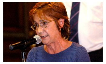 Falleció Alicia Oliveira, amiga íntima del Papa Francisco | Deceso