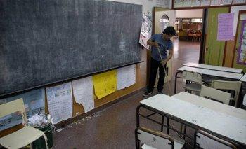 El paro docente es acatado por el 98%, dicen los gremios | Daniel scioli