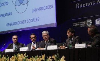 Se llevó adelante el II Congreso Internacional de Responsabilidad Social | Congreso