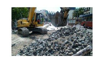 Adoquines porteños: denuncian a la Ciudad por robo agravado | Basta de demoler