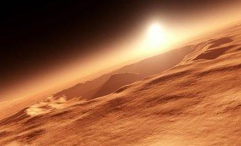 ¿Marte fue destruido por una tormenta? | Marte