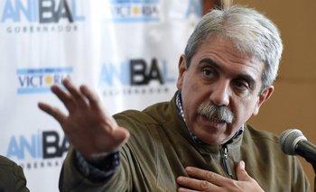 """Para el Gobierno no es """"judicializable"""" la designación de los directores de la AGN   Aníbal fernández"""