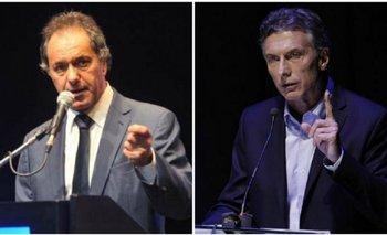 Balotaje 2015:  La estrategia de Daniel Scioli de cara al histórico debate presidencial | Daniel scioli
