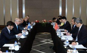 Argentina y China firmaron contratos para la construcción de centrales nucleares | Acuerdos con china