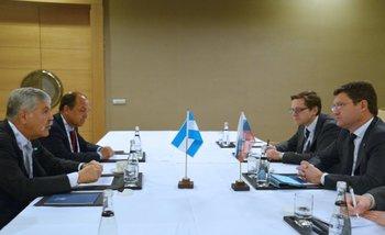 Argentina y Rusia profundizan cooperación energética | Nuclear