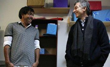 ¿Carlitos Tevez jugó para Macri en la campaña? | La transición