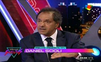 Scioli explicó por qué reconoció la derrota ante Macri tan rápido   Elecciones 2015