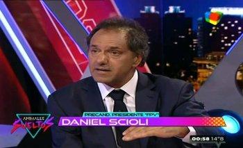 Scioli explicó por qué reconoció la derrota ante Macri tan rápido | Elecciones 2015