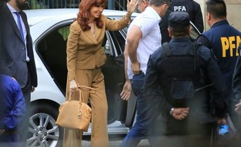 Dólar futuro: La Cámara Federal confirmó el procesamiento de Cristina Kirchner | Cristina kirchner