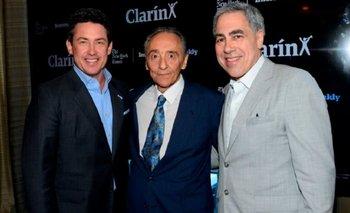 El embajador de EE.UU. celebró un acuerdo de Clarín junto a Magnetto | Estados unidos