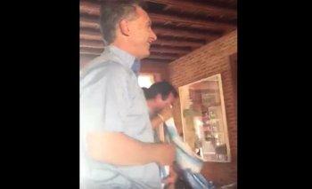 Macri volvió a elegir no ver una final por la TV Pública: ahora, la Copa Davis | Copa davis