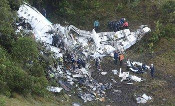 Las primeras hipótesis sobre la caída del avión | Chapecoense