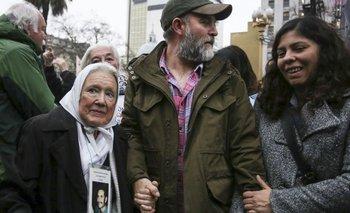 Escandaloso control de la Embajada en Londres sobre las charlas de derechos humanos que brindará Nora Cortiñas | Nora cortiñas