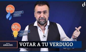 El editorial de Roberto Navarro: Macri viene por tu laburo | Roberto navarro
