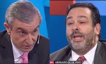 El tenso cruce al aire entre Nelson Castro y Rusconi por la detención de De Vido | Maximiliano rusconi