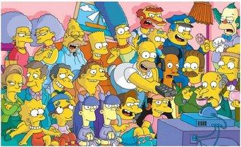 INCREÍBLE: Los Simpson predijeron la vuelta de Roberto Navarro por streaming | Los simpson