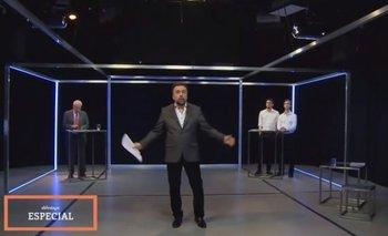 Roberto Navarro confirmó cuándo será el nuevo programa de El Destape | Roberto navarro