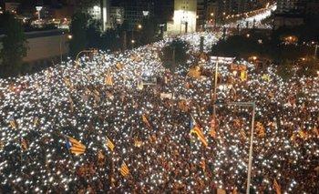 Análisis ED | Masiva movilización para pedir la liberación de presos políticos | Cataluña