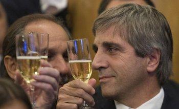 Paradise Papers: Luis Caputo manejó un fondo buitre que se benefició con las negociaciones que él encabezó | Luis caputo