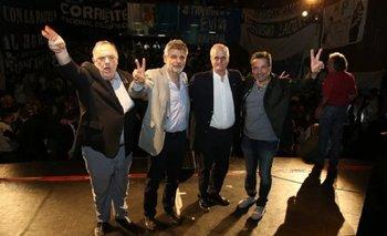 Un acto para mostrar la unidad y la fortaleza del peronismo porteño   Peronismo