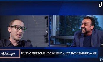 La escandalosa entrevista de Randall López a Roberto Navarro | Roberto navarro