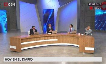 El nuevo conductor de El Diario habló sobre el despido de Víctor Hugo   Despidieron a víctor hugo