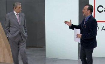 Gustavo Sylvestre habló tras el despido de Víctor Hugo Morales en C5N   Víctor hugo morales