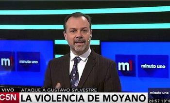 Ignacio Rosner  le dijo a Sylvestre que seguirá en C5N | C5n