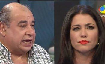 Roly Serrano se conmovió en el programa de Pamela David por Victor Hugo   Medios
