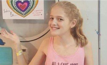 Murió Justina, la niña de 12 años que esperaba un corazón   Salud