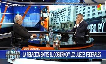 Asís lanzó una bomba judicial contra el macrismo que hizo estallar a Fantino | Alejandro fantino