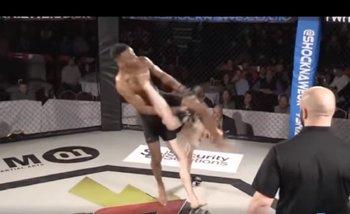 MMA: hizo el mejor nocaut del año y se lo anularon por un insólito error | Mma