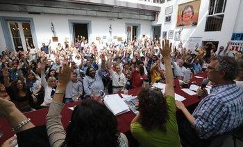 Paro nacional de docentes y movilización al Congreso | Educación