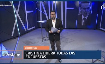 El editorial de Roberto Navarro: ¿Quién es el Bolsonaro de Argentina? | El destape radio