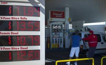 Por el derrumbe del consumo, hay temor por el cierre de 800 estaciones de servicio | Combustible