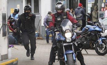 Myriam Bregman denunció a la Policía de la Ciudad por arrojar piedras en la marcha contra el Presupuesto | Ciudad