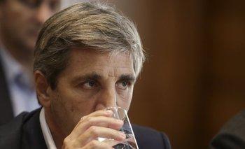 Caputo confesó qué le dijo el FMI cuando se fue del Gobierno | Crisis económica