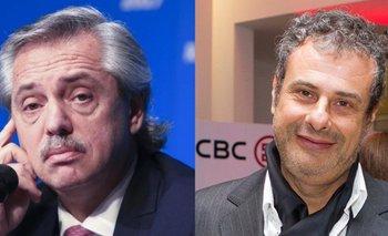 El fuerte cruce entre Alberto Fernández y Ari Paluch por CFK | Cristina kirchner