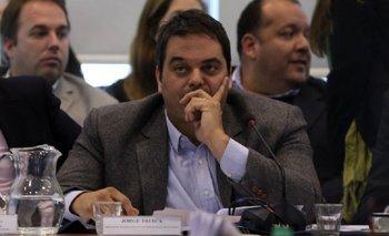 ¿Peligra la continuidad de Jorge Triaca en el Gobierno?   Jorge triaca