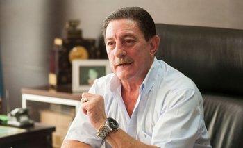 """Omar Viviani: """"Vamos a obligar a los empresarios a que nos paguen el bono""""   Omar viviani"""