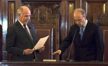 Internas en la Corte Suprema: presionan a Rosenkrantz por un nuevo fallo sobre la reforma previsional   Corte suprema de justicia