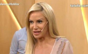 La escatológica confesión de Luciana Salazar en el programa de Andy   Luli salazar