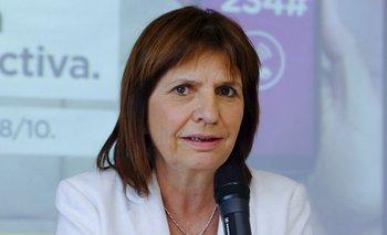 Escándalo internacional: Patricia Bullrich cruzó al Reino Unido por el G20 | Reino unido
